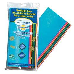 "Art Tissue 20"" X 30"" Asst. 20 Count By Pacon"