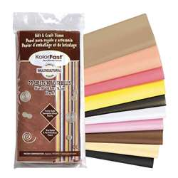 Art Tissue Multicultural 20 Shts 20 X 30 By Pacon
