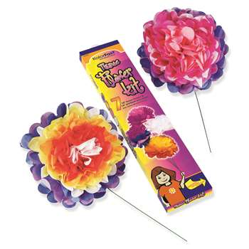 Tissue Flower Kits By Pacon