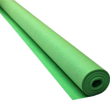 Rainbow Kraft 100 Ft Lite Green By Pacon
