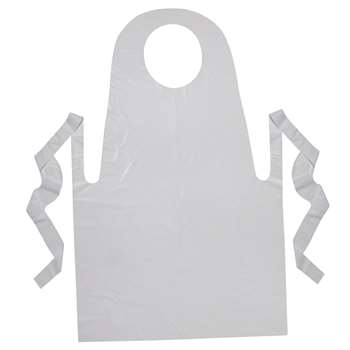 Disposable Paint Apron Pacon 100/Pk By Pacon