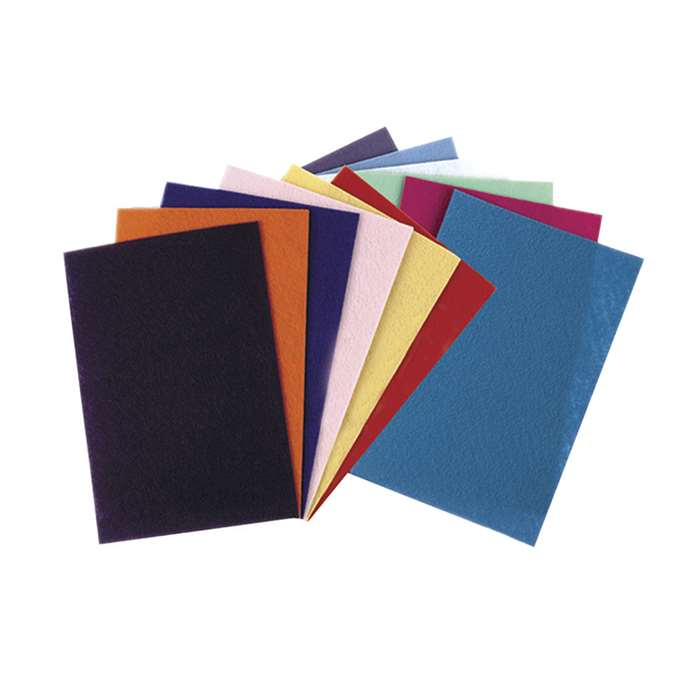 Felt Sheets Assortment 12 Pcs, PACAC390701