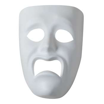 Plastic Mask Sad Face, PACAC4210
