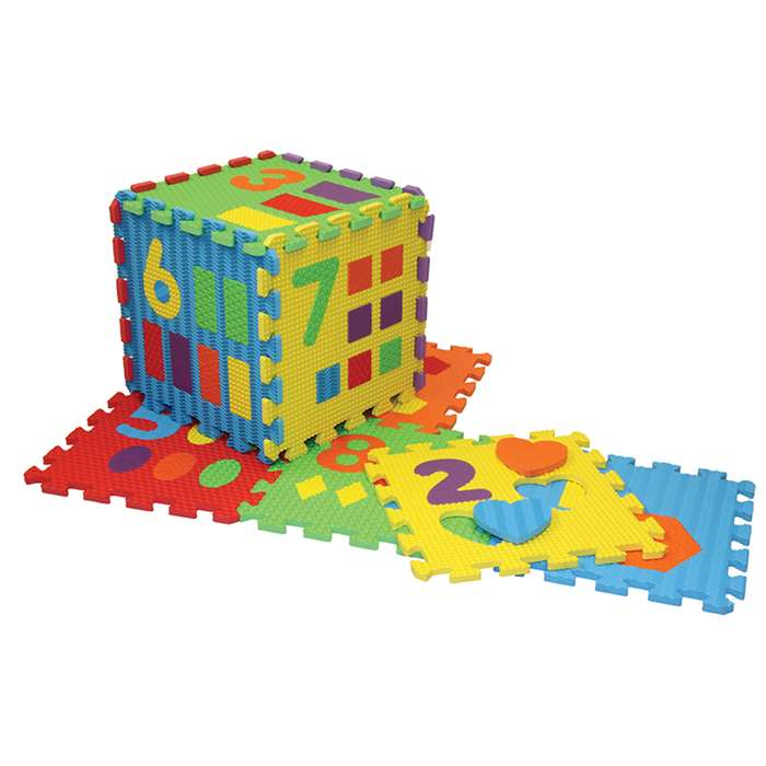 Wonderfoam Numbers & Counting Puzzle Mat, PACAC4463