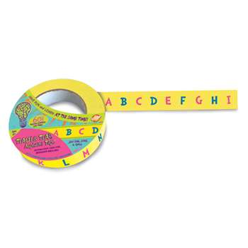 Teach & Tear Alphabet Tape, PACAC9318