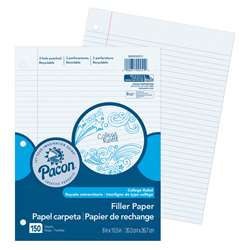 "Pacon Filler Paper College Rule 9/32"" Ruling, PACMMK09251"