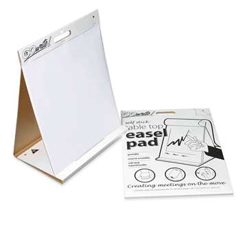 Gowrite Self-Stick Table Top Easel Pads 20 X 23 By Pacon