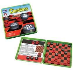 Take N Play Anywhere Games Checkers, PAT671