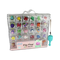 Flip Flop Abc Blocks, PAT7960