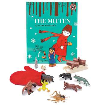 The Mitten 3D Storybook, PC-1569