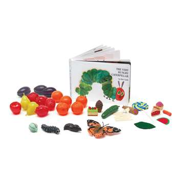 The Very Hungry Caterpillar 3D Storybook, PC-1636