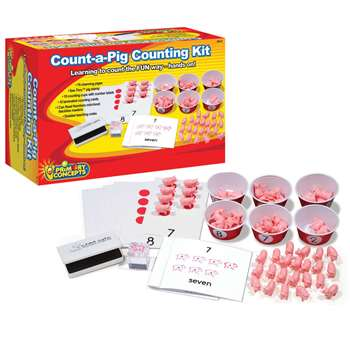 Count A Pig Counting Kit, PC-2613
