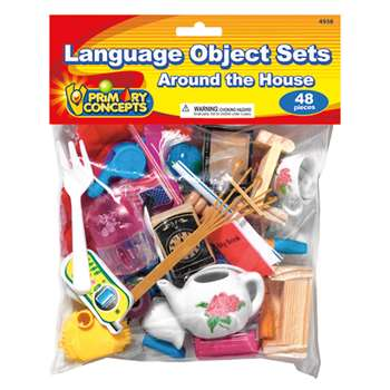 Language Object Sets Around The House, PC-4938