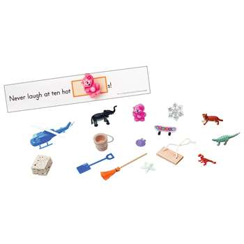 3-D Sight Word Sentences Grade 3 Level Dolch Words, PC-5284