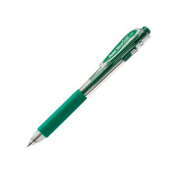 Pentel Wow Gel Pen Green, PENK437D