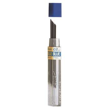 Refill Lead Blue 07Mm Medium 12 Pcs/Tube, PENPPB7