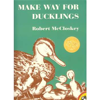 Make Way For Ducklings By Penguin Putnam