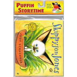 Skippyjon Jones Carry Along Book & Cd By Penguin Putnam
