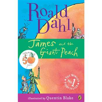 James And The Giant Peach By Penguin Putnam
