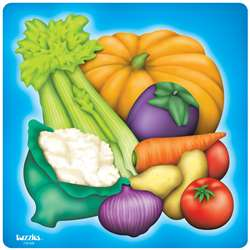 Vegetables Tray Puzzle, PPAF30049