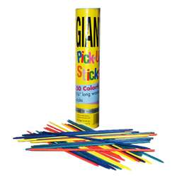 Giant Pick-Up Sticks By Pressman Toys