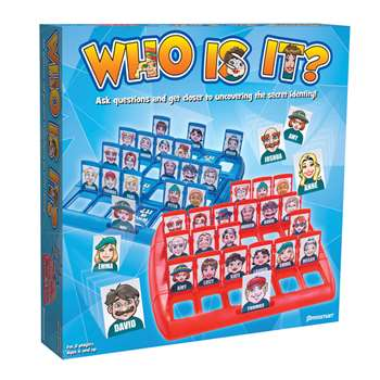 Who Is It? By Pressman Toys