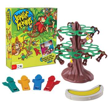 Jumpin Monkeys Game By Pressman Toys