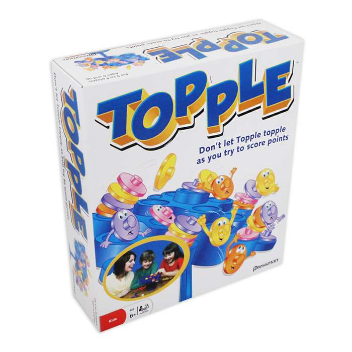 Topple Game By Pressman Toys