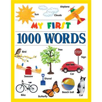 My First 1000 Words By Publications International Ltd