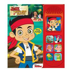Little Sound Book Jake And The Neverland Pirates By Publications International Ltd