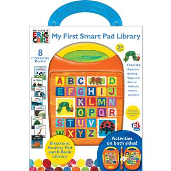 My First Smart Pad Box Set Eric Carle By Publications International Ltd