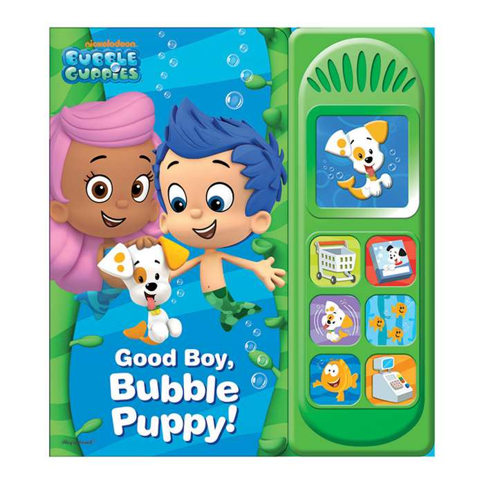 Little Sound Book Bubble Guppies By Publications International Ltd