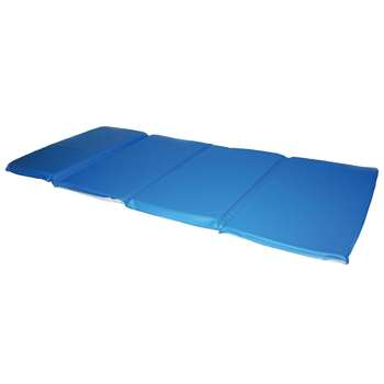 Value Priced Kindermat No Pillow Section 3/4 X 21 X 46 By Peerless Plastics