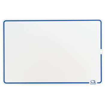 Quartet Lap Boards Dry Erase Blank 12X18 By Acco International