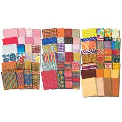 Patterned Paper Classpack By Roylco