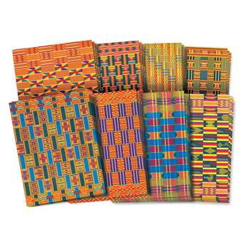 African Textile Paper By Roylco