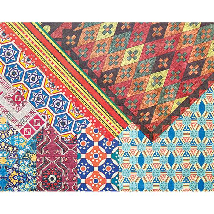 Middle East Design Paper 32 Sheets By Roylco