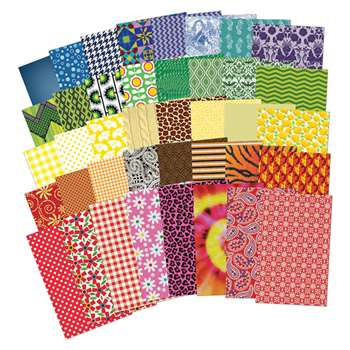 All Kinds Of Fabric Design Papers, R-15289