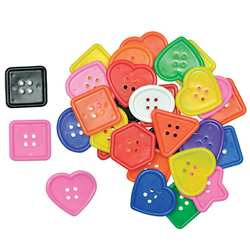 Really Big Buttons 60/Pkg. By Roylco