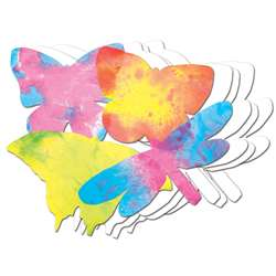 Color Diffusing Butterflies By Roylco