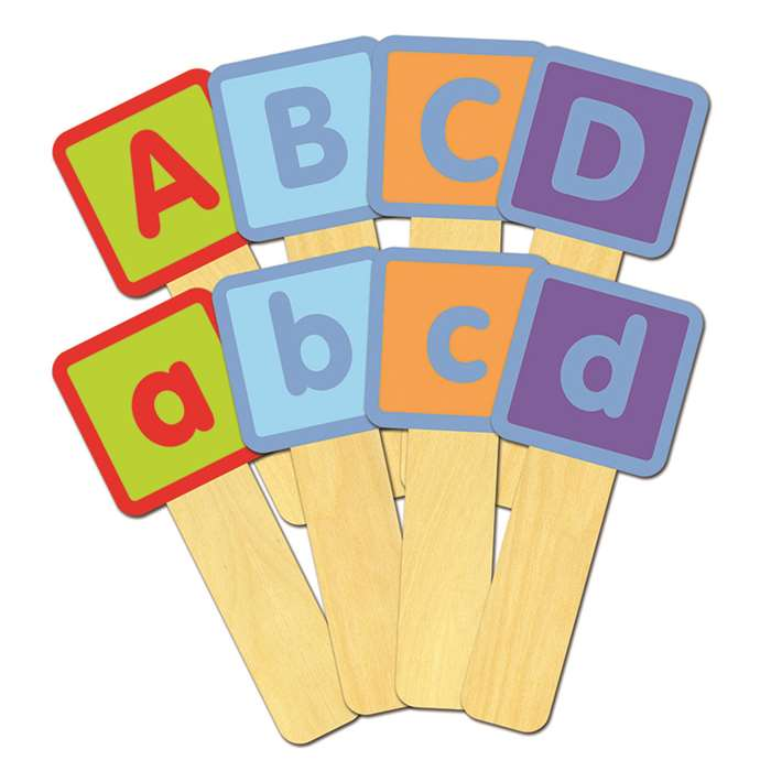 Alphabet Sticks By Roylco