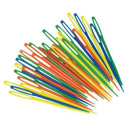 Plastic Lacing Needles By Roylco