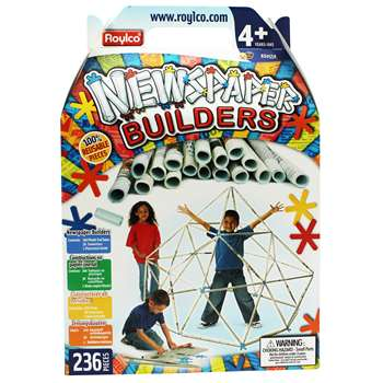 Roylco Newspaper Builders By Roylco