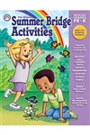 Summer Bridge Activities Book Gr Pk-K - Rb-904118 By Carson Dellosa