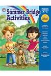 Summer Bridge Activities Book Gr K-1 - Rb-904119 By Carson Dellosa