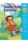 Summer Bridge Activities Book Gr 1-2 - Rb-904120 By Carson Dellosa
