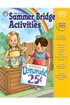 Summer Bridge Activities Book Gr 3-4 - Rb-904122 By Carson Dellosa