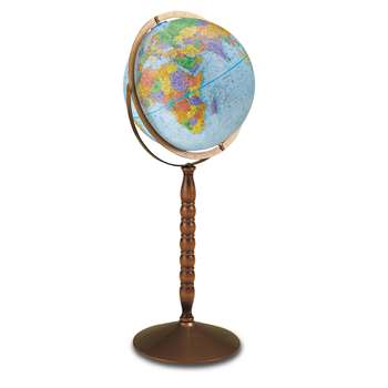 Treasury Globe By Replogle Globes