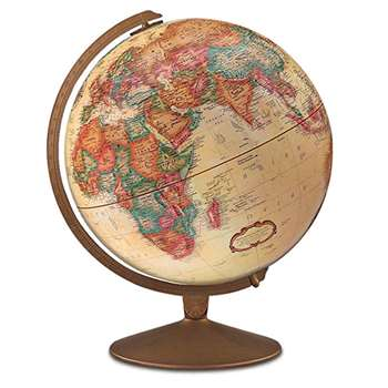 The Franklin Globe, RE-31501