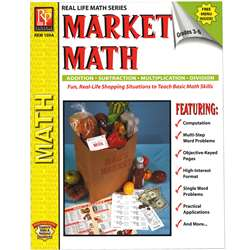 Market Math By Remedia Publications